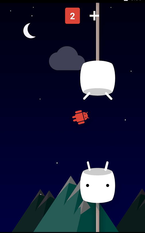 Android 6.0 Marshmallow game