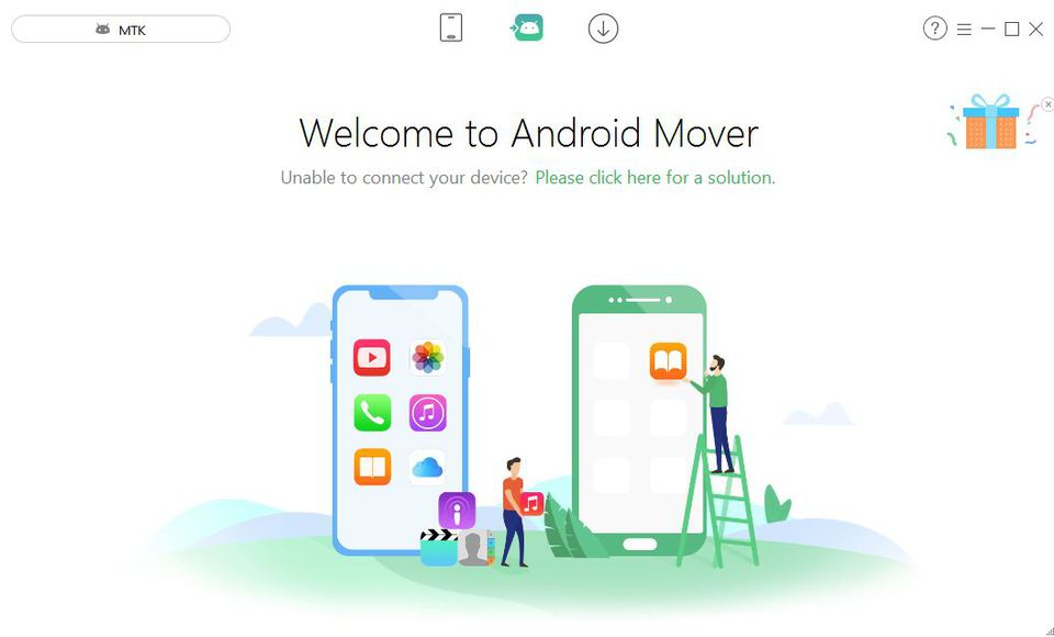 AnyTrans Android Mover