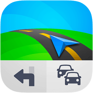 Sygic navigation app