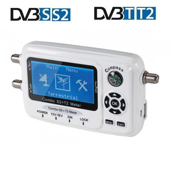 SF 560 Digital sat finder