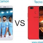 Tecno Camon vs Tecno Spark series