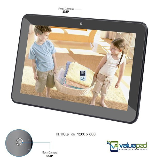 ValuePad VP111 android tablet for students