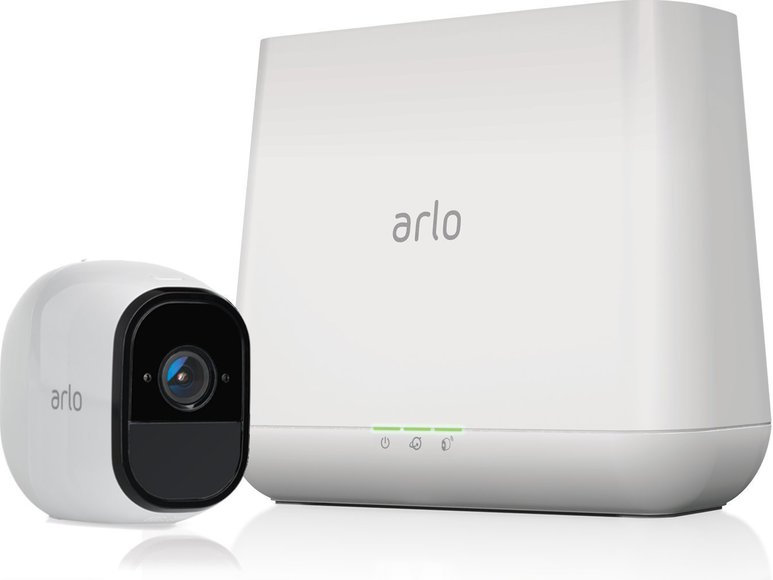 Arlo Pro CCTV security camera review