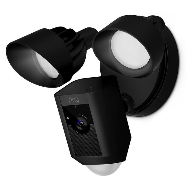 Ring Floodlight CCTV Security Camera