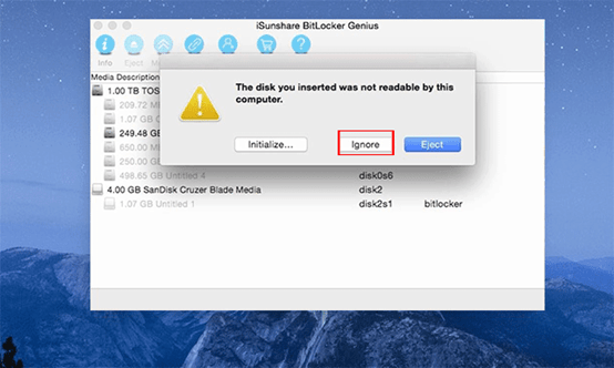 BitLocker Genius Features