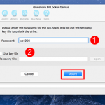 How to Open BitLocker Encrypted Drive on Mac OS X