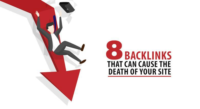 The worst type of Backlinks to avoid