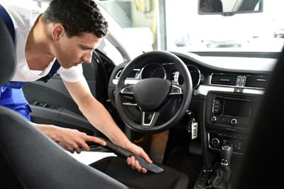 Car's Interior maintenance