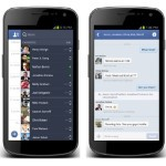 Facebook Adds Texting to Messenger for Android