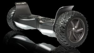 Halo rugged hoverboard