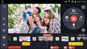 Kinemaster video app