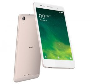 Lava Z10 android smart phone