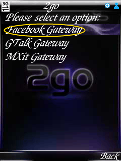 2go Guide- How To Connect and Activate Facebook 2go Gateway