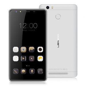 Leagoo shark 5000 android smartphone