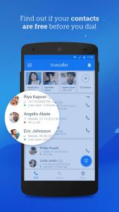 Truecaller android sms blocker app