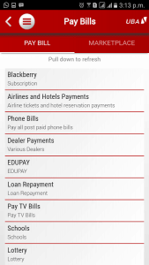 tips to transfer money with UBA mobile banking app