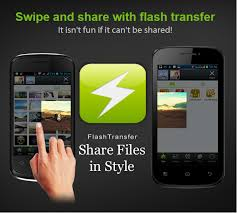 flash share