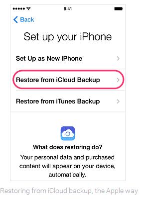 recover iphone 5 data
