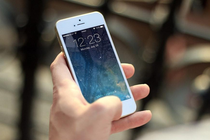 iphone sample