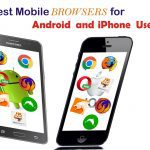 My 7 Favorite Internet Browsers for Phones and Tablet Devices