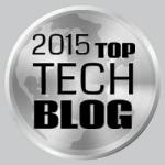 top tech blogs award